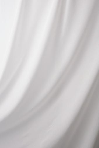 Softness「White drape textured background」:スマホ壁紙(1)