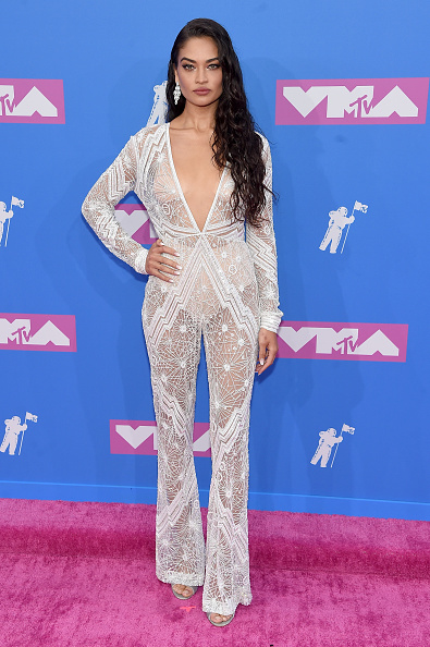 Lace - Textile「2018 MTV Video Music Awards - Arrivals」:写真・画像(17)[壁紙.com]