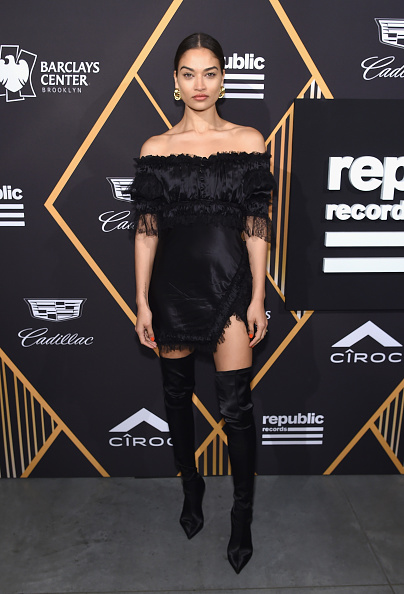 Ciroc「Republic Records Celebrates the GRAMMY Awards in Partnership with Cadillac, Ciroc and Barclays Center - Red Carpet」:写真・画像(15)[壁紙.com]