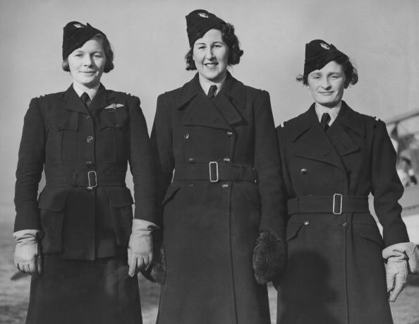 Only Women「ATA Pilots」:写真・画像(16)[壁紙.com]