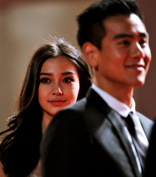 "Angelababy「""Tai Chi O"" Premiere - The 69th Venice Film Festival」:写真・画像(15)[壁紙.com]"