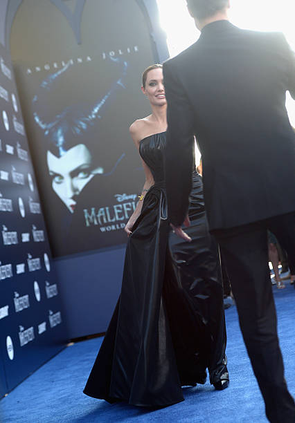 "The World Premiere Of Disney's ""Maleficent"":ニュース(壁紙.com)"