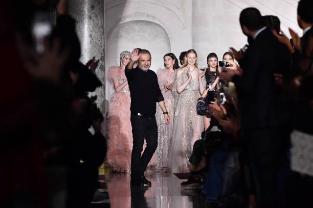 Elie Saab : Runway - Paris Fashion Week - Haute Couture Spring Summer 2018:ニュース(壁紙.com)