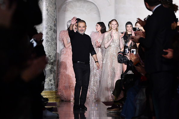 Elie Saab - Designer Label「Elie Saab : Runway - Paris Fashion Week - Haute Couture Spring Summer 2018」:写真・画像(1)[壁紙.com]