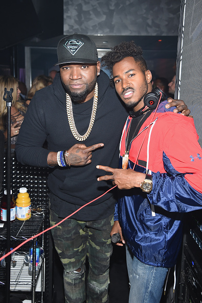 David Ortiz「Kevin Hart Official After Party with DJ Ruckus as Part of Mohegan Sun's 20th Anniversary Celebration」:写真・画像(9)[壁紙.com]