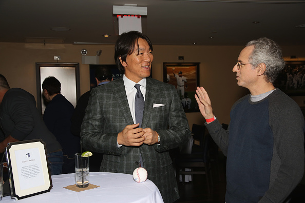 松井 秀喜「Delta Air Lines Presents New York Yankees Pinstripe Brunch Hosted By Josh Capon - Food Network & Cooking Channel New York City Wine & Food Festival presented By FOOD & WINE」:写真・画像(6)[壁紙.com]