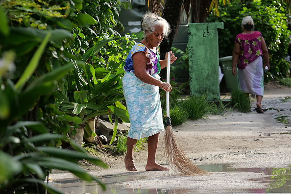 Sweeping「Life In Tuvalu - Pacific Island Striving To Mitigate Climate Change Effects」:写真・画像(17)[壁紙.com]