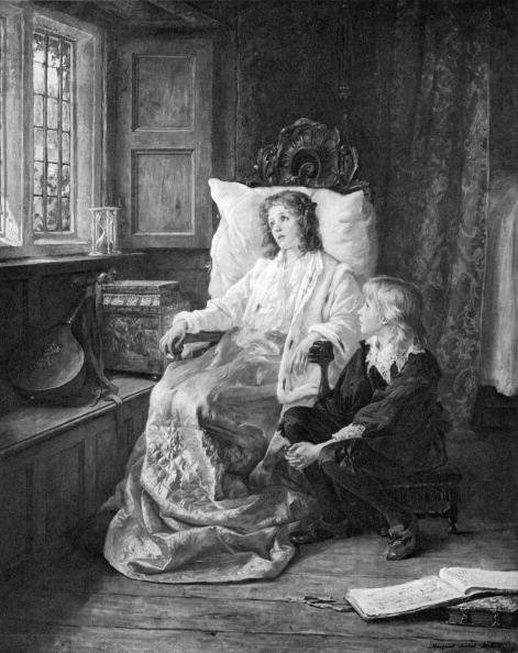 1900「The Children of Charles I」:写真・画像(3)[壁紙.com]