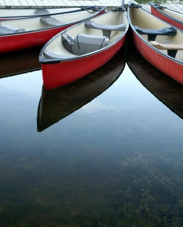 Canoeing「Red Canoes」:スマホ壁紙(15)