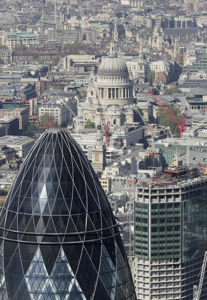 Mike Hewitt「London From The Air」:写真・画像(5)[壁紙.com]
