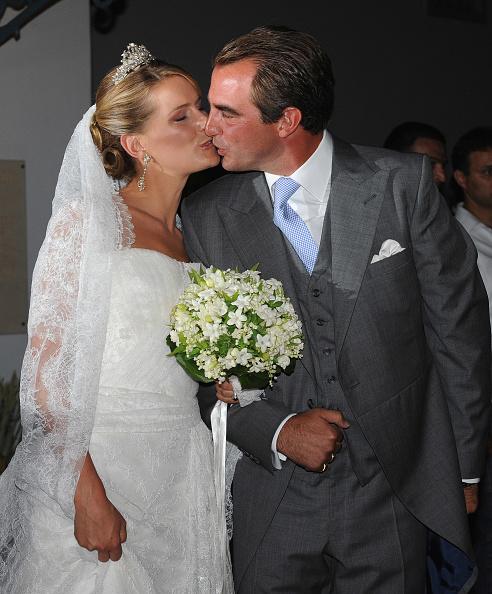 Spetses「Wedding of Prince Nikolaos and Miss Tatiana Blatnik - Wedding Service」:写真・画像(15)[壁紙.com]