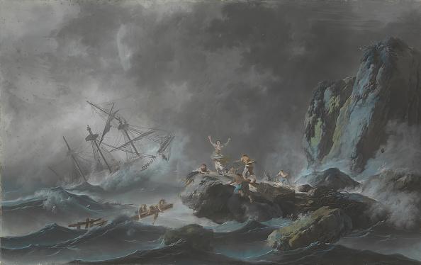 Ideas「A Shipwreck In A Storm」:写真・画像(7)[壁紙.com]