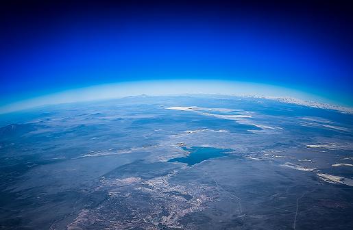 星空「Planet 地球」:スマホ壁紙(13)