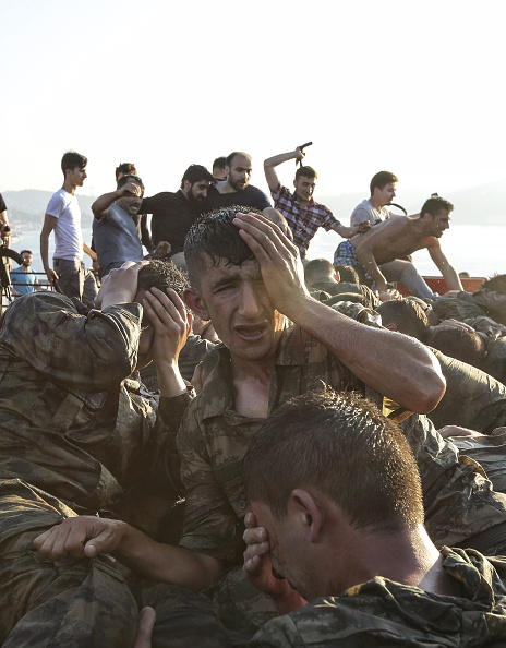 Bridge - Built Structure「At Least 90 Killed in Attempted Military Coup in Turkey」:写真・画像(12)[壁紙.com]