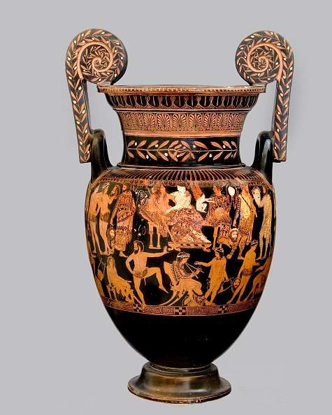 Vase「The Pronomos Vase」:写真・画像(6)[壁紙.com]