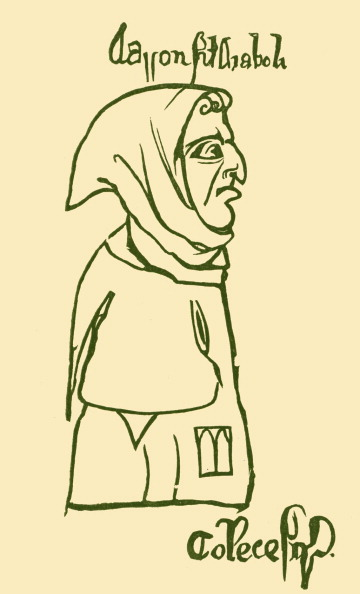 Circa 14th Century「Aaron of Colchester」:写真・画像(0)[壁紙.com]
