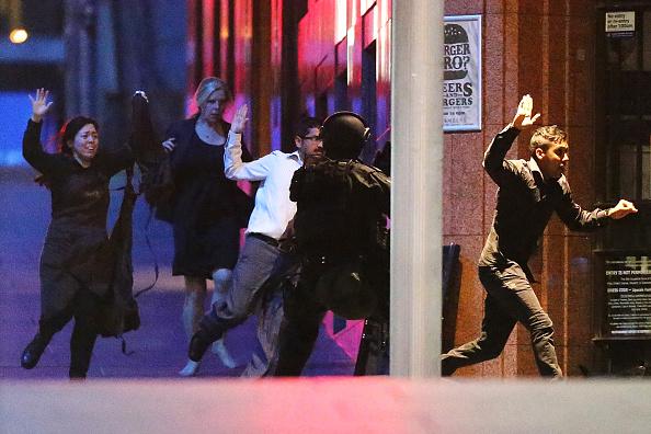 シドニー「Police Hostage Situation Developing In Sydney」:写真・画像(18)[壁紙.com]