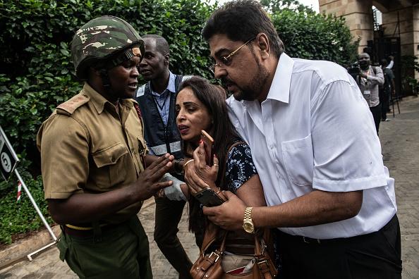 Kenya「Attack On Hotel Complex in Nairobi」:写真・画像(11)[壁紙.com]