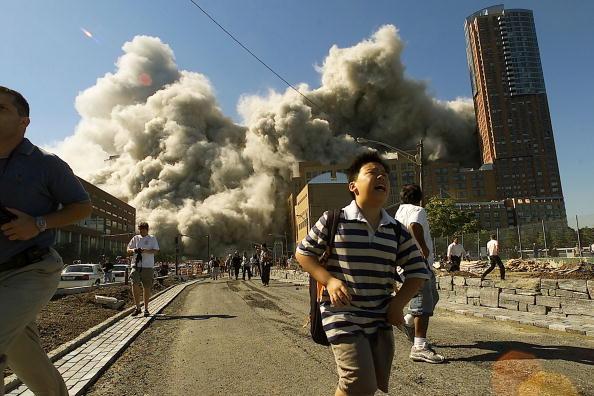 飛行機「World Trade Center Hit by Two Planes」:写真・画像(0)[壁紙.com]