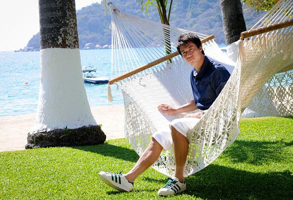 錦織 圭「Tennis Pro Kei Nishikori Enjoying Some Down Time In Acapulco, Mexico」:写真・画像(10)[壁紙.com]