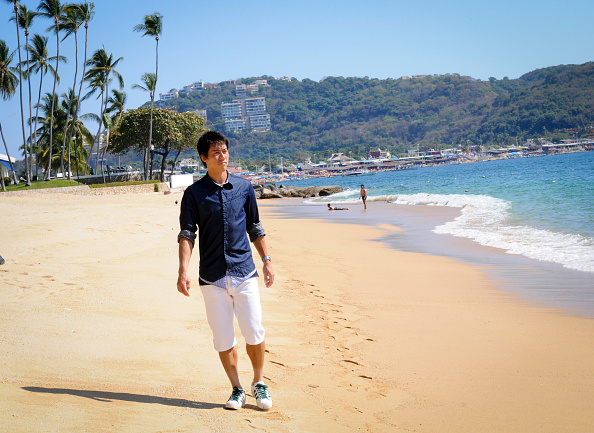 錦織 圭「Tennis Pro Kei Nishikori Enjoying Some Down Time In Acapulco, Mexico」:写真・画像(14)[壁紙.com]