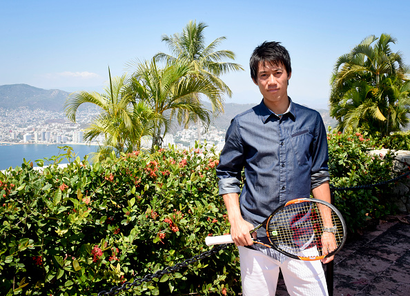 錦織 圭「Tennis Pro Kei Nishikori Enjoying Some Down Time In Acapulco, Mexico」:写真・画像(4)[壁紙.com]