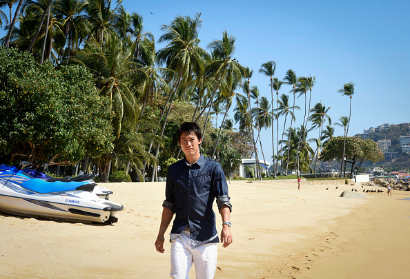 錦織 圭「Tennis Pro Kei Nishikori Enjoying Some Down Time In Acapulco, Mexico」:写真・画像(19)[壁紙.com]