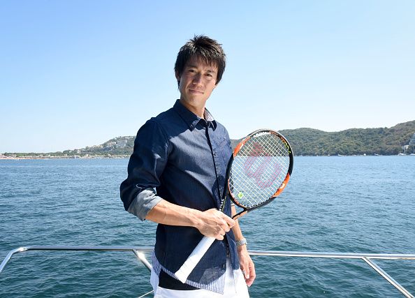 錦織 圭「Tennis Pro Kei Nishikori Enjoying Some Down Time In Acapulco, Mexico」:写真・画像(11)[壁紙.com]