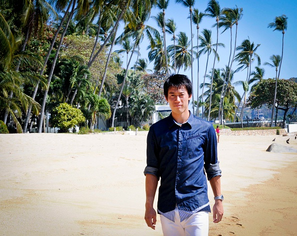 錦織 圭「Tennis Pro Kei Nishikori Enjoying Some Down Time In Acapulco, Mexico」:写真・画像(17)[壁紙.com]