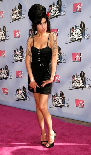 Amy Winehouse「2007 MTV Movie Awards - Arrivals」:写真・画像(10)[壁紙.com]