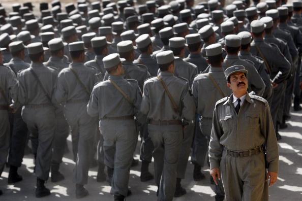 Kabul「AFG: Afghan Police Train At Kabul Police Academy」:写真・画像(12)[壁紙.com]