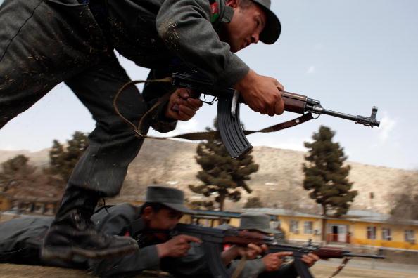 Kabul「AFG: Afghan Police Train At Kabul Police Academy」:写真・画像(11)[壁紙.com]