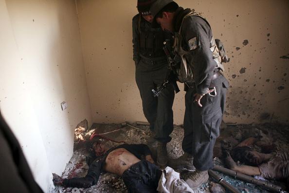Taliban「Firefight Ends Militant Raids On Central Kabul」:写真・画像(8)[壁紙.com]