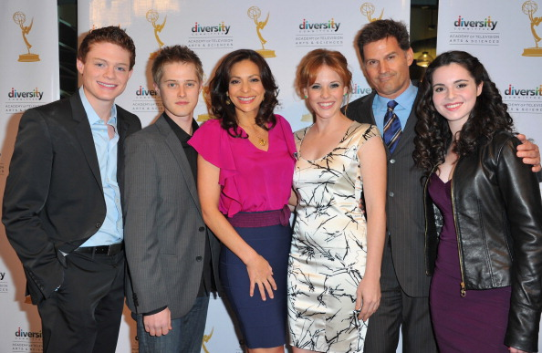 ルーカス グラビール「The Academy Of Television Arts & Sciences Diversity Committee & ABC Family Presents 'Switched At Birth'」:写真・画像(7)[壁紙.com]