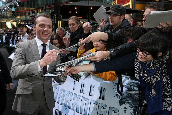 Star Trek - Into Darkness「'Star Trek Into Darkness' Premiere」:写真・画像(16)[壁紙.com]