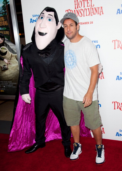 """Executive Producer「Screening Of Columbia Pictures And Sony Pictures Animation's """"Hotel Transylvania"""" - Arrivals」:写真・画像(12)[壁紙.com]"""