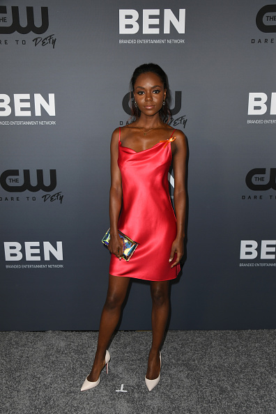 Multi Colored Purse「The CW's Summer TCA All-Star Party - Arrivals」:写真・画像(7)[壁紙.com]