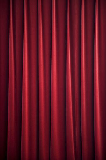 Silk「red curtain drape」:スマホ壁紙(8)