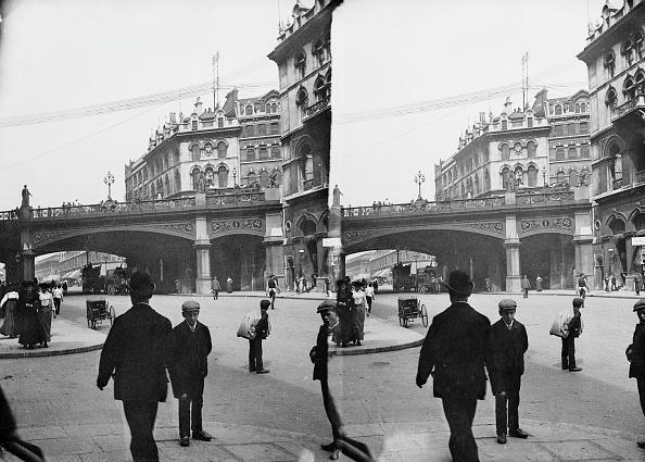 London Stereoscopic Company「Holborn Viaduct」:写真・画像(17)[壁紙.com]