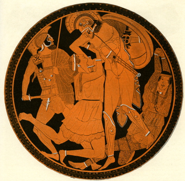 Classical Greek「Greek red figure vase」:写真・画像(12)[壁紙.com]