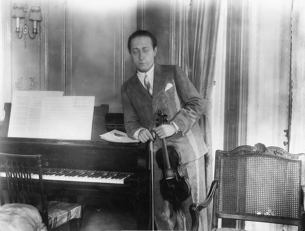 Violin「Jascha Heifetz」:写真・画像(16)[壁紙.com]