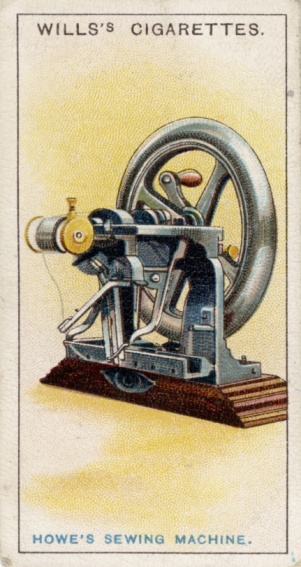 20th Century Style「First lockstitch sewing machine」:スマホ壁紙(15)