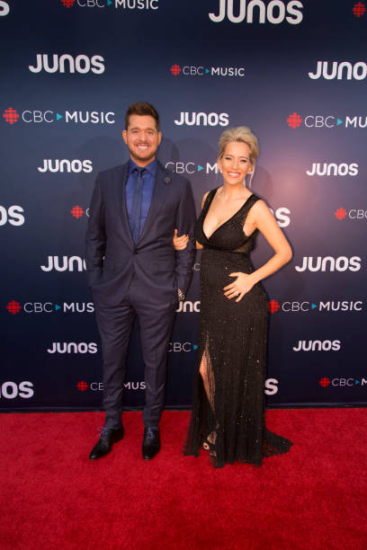 The 2018 JUNO Awards - Arrivals:ニュース(壁紙.com)