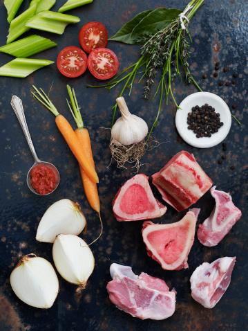 Garlic Bulb「Beef Stock Ingredients」:スマホ壁紙(8)