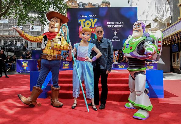 Fictional Character「Disney and Pixar's Toy Story 4 European Premiere」:写真・画像(0)[壁紙.com]