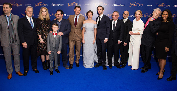 エマ・ワトソン「'Beauty And The Beast' - UK Launch Event At Odeon Leicester Square - Red Carpet Arrivals」:写真・画像(15)[壁紙.com]