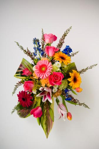 カーネーション「Bridal bouquet」:スマホ壁紙(18)