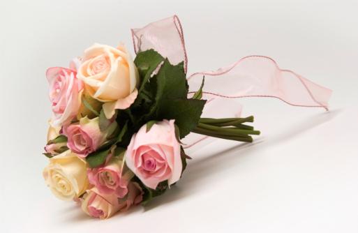 結婚「Bridal bouquet」:スマホ壁紙(17)