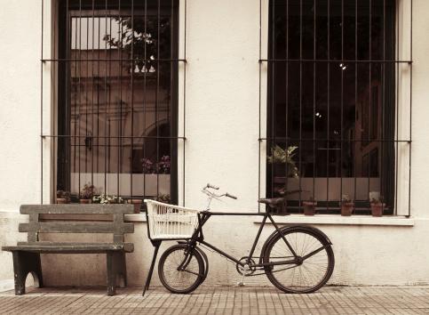 Bicycle「古いスタイルの自転車」:スマホ壁紙(12)