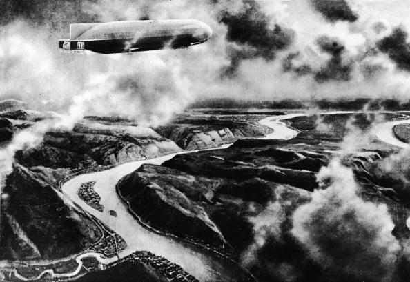 Extreme Terrain「A Zeppelin Flies Over The Balkans」:写真・画像(15)[壁紙.com]